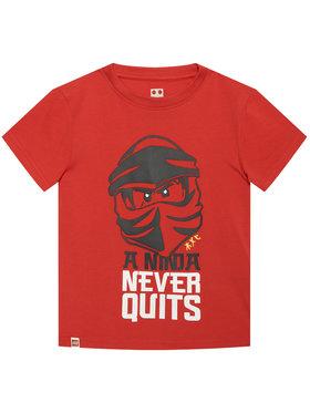 LEGO Wear LEGO Wear T-Shirt 12010020 Κόκκινο Regular Fit