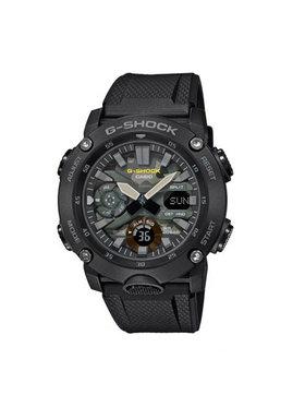 G-Shock G-Shock Hodinky GA-2000SU-1AER Čierna