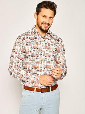 Eton Eton Marškiniai 100000768 Spalvota Slim Fit