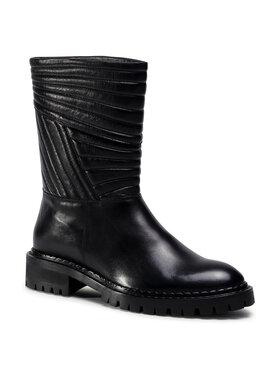 Eva Minge Eva Minge Outdoorová obuv M-33-08-000950 Čierna