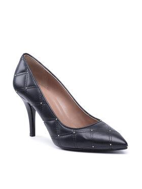 Pollini Pollini Pantofi cu toc subțire SA10038C1DTF0000 Negru