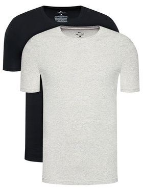Nike Nike 2 póló készlet Crew Neck 2pk KE1010 Színes Regular Fit