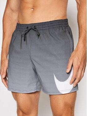 Nike Nike Plavecké šortky Color Fade Vital NESSA494 Šedá Regular Fit