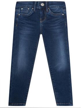 Pepe Jeans Pepe Jeans Džínsy Pixlette PG200242 Tmavomodrá Skinny Fit