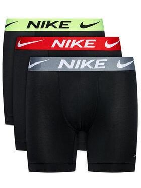 Nike Nike Komplektas: 3 poros trumpikių Essential Micro KE1015 Juoda