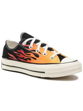 Converse Converse Sneakers aus Stoff Chuck 70 Ox 167813C Orange