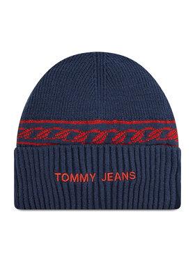 Tommy Jeans Tommy Jeans Czapka Tjw Femme Beanie AW0AW10710 Granatowy