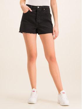 Levi's® Levi's® Short en jean Ribcage 77879-0002 Noir Slim Fit