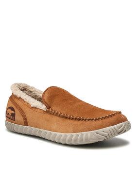 Sorel Sorel Pantofole Dude Moc™ NM2025 Marrone