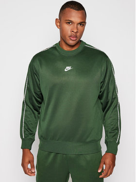 Nike Nike Majica dugih rukava Sportswear CZ7824 Zelena Standard Fit