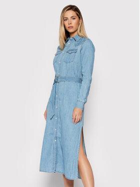 Polo Ralph Lauren Polo Ralph Lauren Robe en jean 211843862001 Bleu Regular Fit