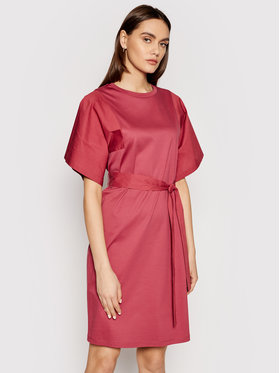 Weekend Max Mara Weekend Max Mara Rochie de zi Lari 56210211 Roșu Regular Fit