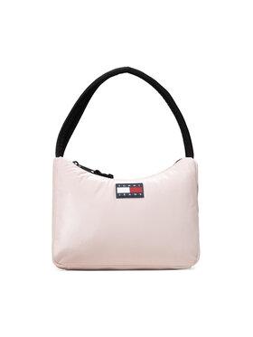 Tommy Jeans Tommy Jeans Torebka Tjw Nylon Sholder Bag AW0AW11023 Różowy