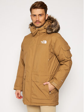 The North Face The North Face Parka Recycled Mcmurdo NF0A4M8G1731 Smeđa Regular Fit