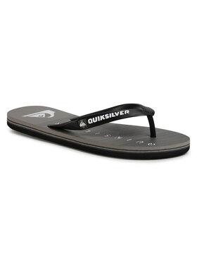 Quiksilver Quiksilver Джапанки AQYL101123 Черен