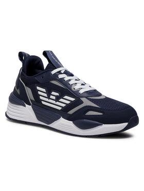 EA7 Emporio Armani EA7 Emporio Armani Sneakers X8X070 XK165 N527 Blu scuro
