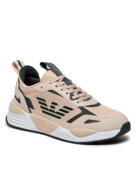 EA7 Emporio Armani EA7 Emporio Armani Sneakers X8X070 XK165 Q245 Beige