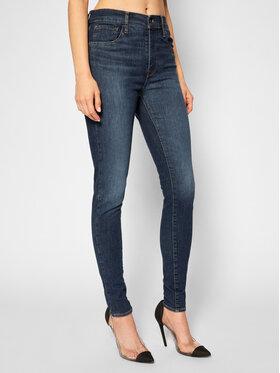 Levi's® Levi's® Jeansy 720™ 52797-0123 Granatowy Super Skinny Fit