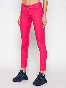 Morgan Morgan Skinny Fit džínsy 211-PETRA1 Ružová Skinny Fit