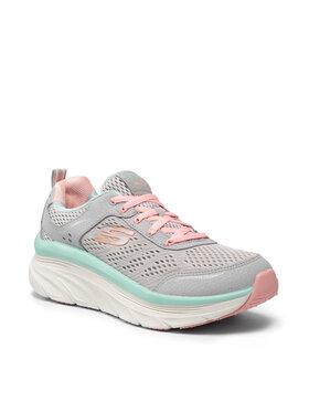 Skechers Skechers Обувки Infinited Motion 149023/GYCL Сив