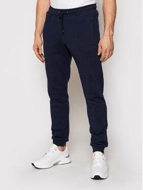 Trussardi Trussardi Teplákové kalhoty Fleece 52P00198 Tmavomodrá Regular Fit