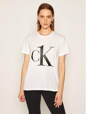Calvin Klein Underwear Calvin Klein Underwear T-shirt 000QS6436E Blanc Regular Fit