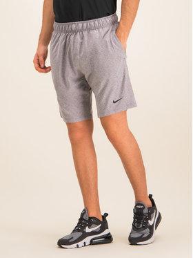Nike Nike Športové kraťasy Dry Academy AT5693 Sivá Standard Fit