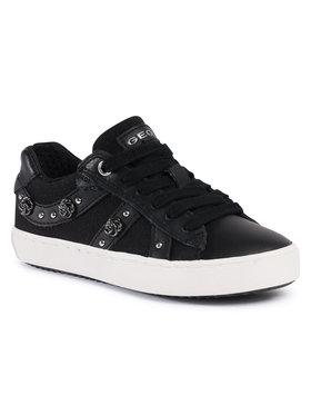 Geox Geox Sneakers J Kilwi G. A J02D5A 01085 C9999 S1 Schwarz