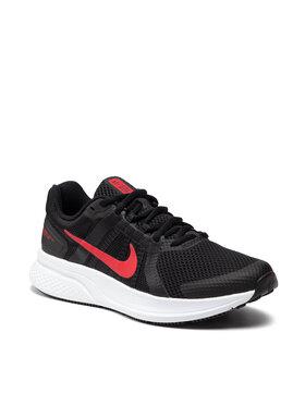 Nike Nike Boty Run Swift 2 CU3517 003 Černá