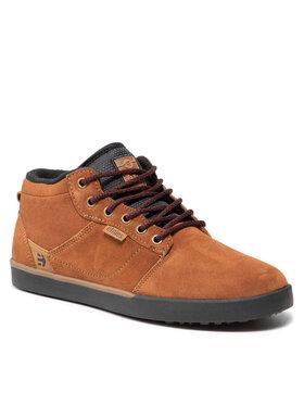 Etnies Etnies Sneakersy Jefferson Mtw 4101000483235 Hnedá