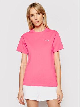 Fila Fila T-shirt Eara 687469 Rouge Regular Fit