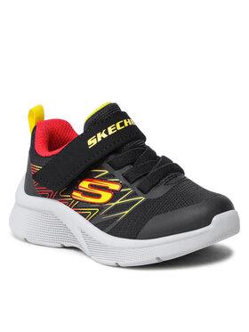 Skechers Skechers Sneakersy Texlor 403770N/BKRD Czarny