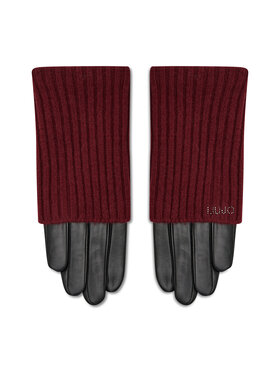 Liu Jo Liu Jo Ženske rukavice Guanto Con Manicott 3F1049 P0300 Crna