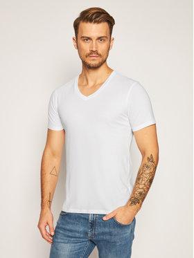 Levi's® Levi's® Комплект 2 тишъртки 905056001 Бял Regular Fit