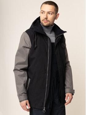 DC Snowboardová bunda EDYTJ03089 Čierna Regular Fit