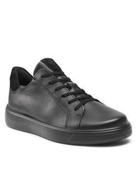 ECCO ECCO Sneakersy Street 1 70081351094 Czarny