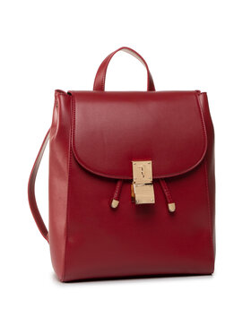Trussardi Jeans Trussardi Jeans Plecak Lione Backpack Md 75B00950 Czerwony