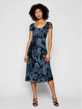 Desigual Desigual Sukienka codzienna Capri 21SWVKAI Czarny regular_fit