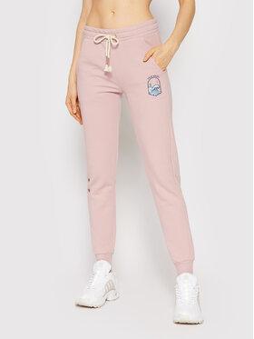 Femi Stories Femi Stories Spodnie dresowe Vano Różowy Regular Fit