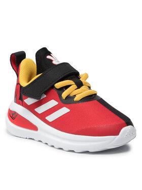 adidas adidas Topánky FortaRun Mickey I H68846 Červená