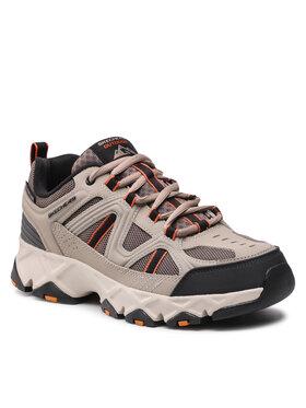 Skechers Skechers Turistiniai batai Crossbar 51885/TPBK Pilka