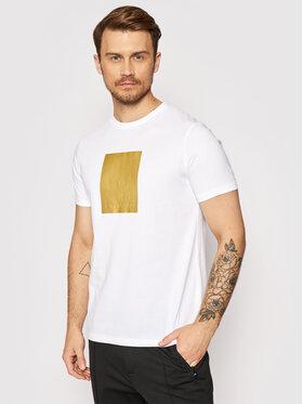 KARL LAGERFELD KARL LAGERFELD T-shirt 755082 511224 Blanc Regular Fit