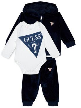 Guess Guess Sportinis kostiumas H0BW01 KA2X0 Tamsiai mėlyna Regular Fit