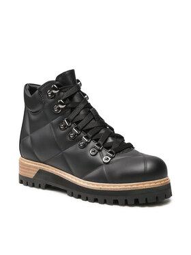 Le Silla Le Silla Ορειβατικά παπούτσια St Moritz 7534T040M1MMFAK001 Μαύρο
