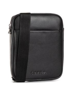 Calvin Klein Calvin Klein Geantă crossover Ck Central Flat Crossover K50K505677 Negru