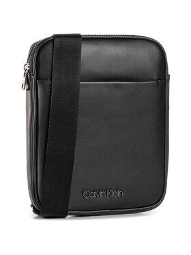 Calvin Klein Calvin Klein Saszetka Ck Central Flat Crossover K50K505677 Czarny