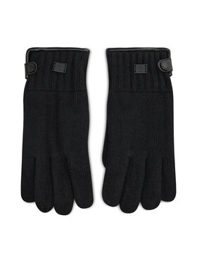 Strellson Strellson Pánské rukavice Gloves 3183 Černá
