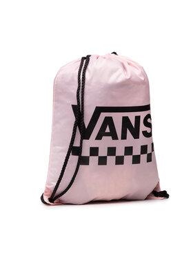 Vans Vans Vak na stahovací šňůrky Benched Bag VN000SUFZJY1 Růžová