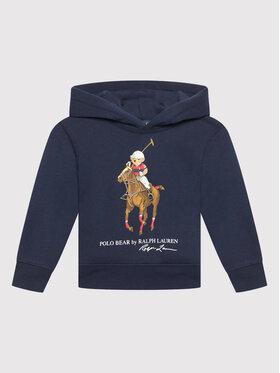 Polo Ralph Lauren Polo Ralph Lauren Bluză Classics 321853795003 Bleumarin Regular Fit
