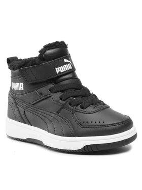 Puma Puma Sneakersy Rebound Joy Fur PS 375479 01 Černá